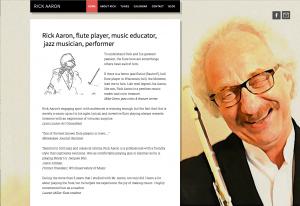 Rick Aaron Flute